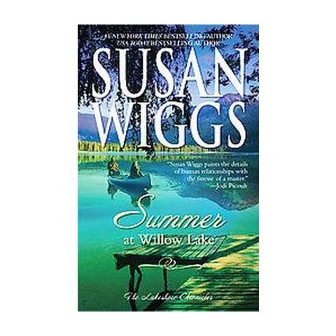 Summer at Willow Lake (Reissue) (Paperback)