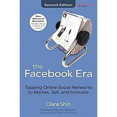The Facebook Era (Mixed media product)
