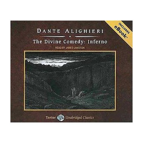 The Divine Comedy (Unabridged) (Compact Disc)