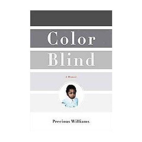 Color Blind (Hardcover)