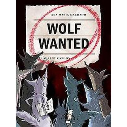 Wolf Wanted (Hardcover)
