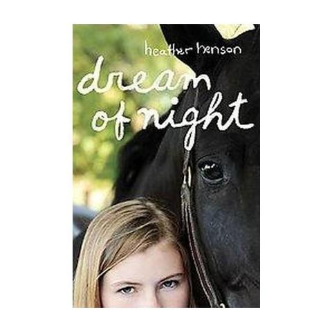 Dream of Night (Hardcover)