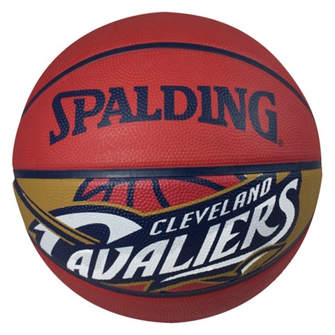 Spalding NBA Cleveland Cavaliers basketball official size 29.5