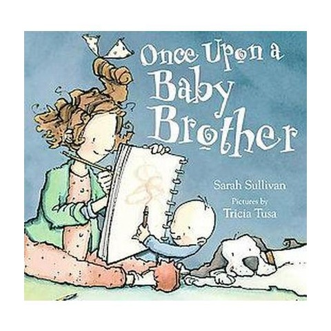 Once upon a Baby Brother (Hardcover)