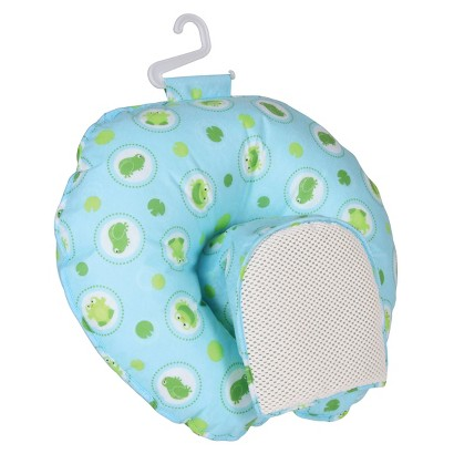 Leachco Hug Tub Cushioned Bath Support - Frog Pond
