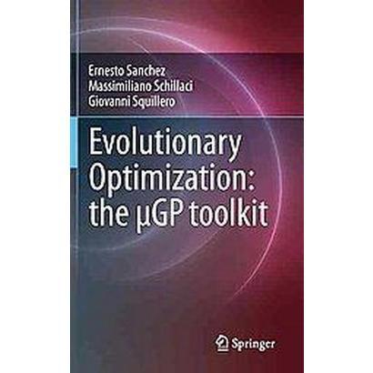 Evolutionary Optimization (Hardcover)