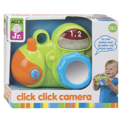 Alex Toys Jr. Click Click Camera