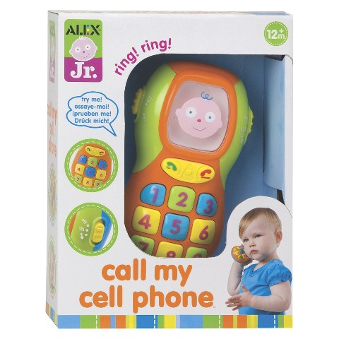 Alex Toys Jr. Call My Cell Phone