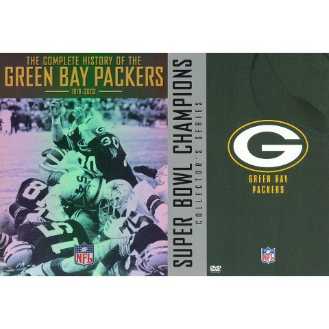 The Complete History of the Green Bay Packers/Super Bowl Champions: Green Bay Packers (4 Discs)