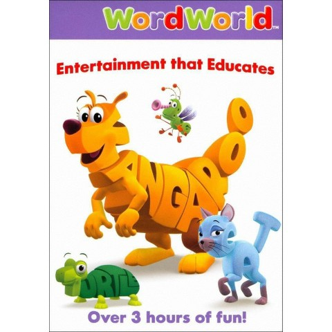 WordWorld: Bear's Masterpiece/Flying Ant/Boppin' with the Bug Band (3 Discs)