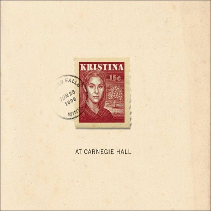 Kristina: At Carnegie Hall