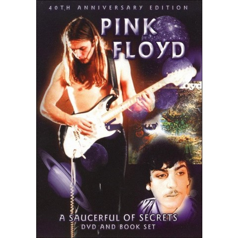 Pink Floyd: A Saucerful of Secrets (40th Anniversary Edition) (With Book)