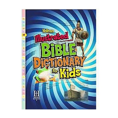 Holman Illustrated Bible Dictionary for Kids (Hardcover)