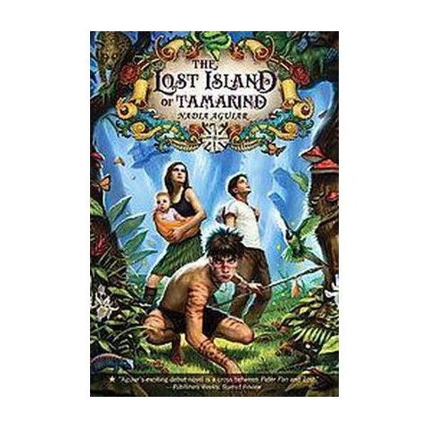 The Lost Island of Tamarind (Paperback)