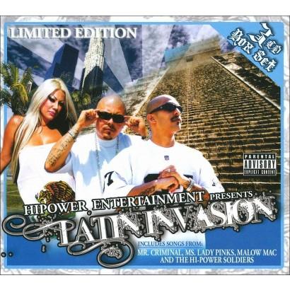 HiPower Entertainment Presents: Latin Invasion [Explicit Lyrics]