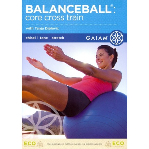 Balance Ball: Core Cross Train