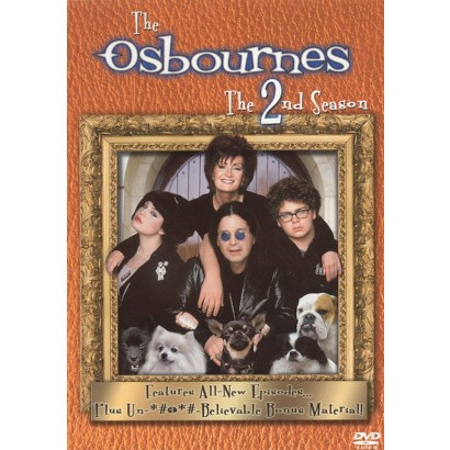 The Osbournes: The Second Season (2 Discs)