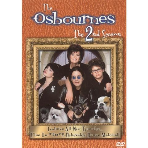 The Osbournes: The Second Season (2 Discs)