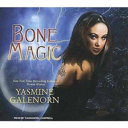 Bone Magic (Unabridged) (Compact Disc)