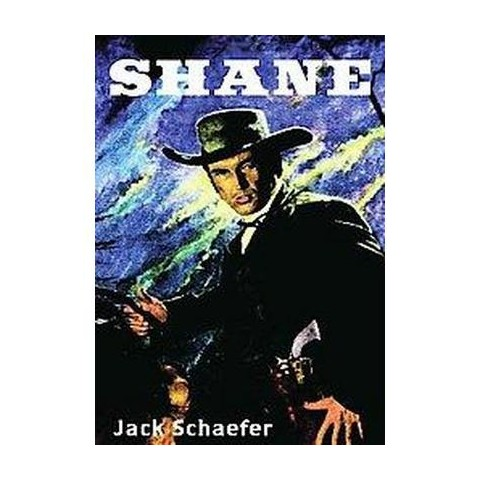 Shane (Unabridged) (Compact Disc)
