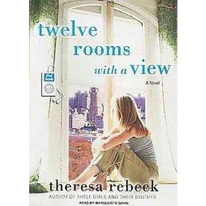 Twelve Rooms With a View (Unabridged) (Compact Disc)