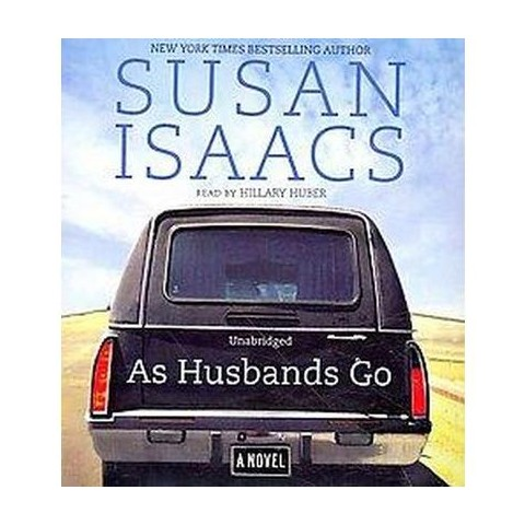 As Husbands Go (Unabridged) (Compact Disc)