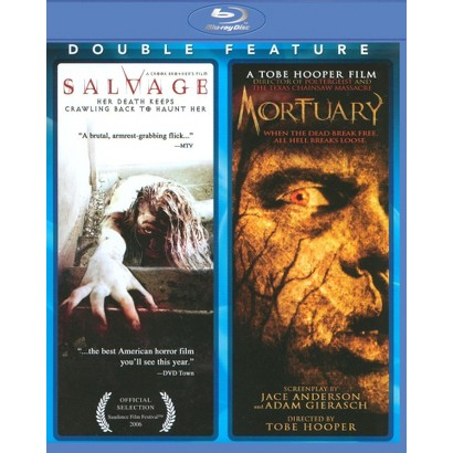 Salvage/Mortuary (Blu-ray) (Widescreen)