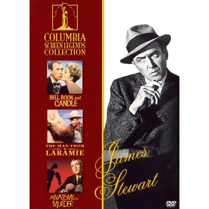 James Stewart: Columbia Screen Legends Collection (4 Discs) (Widescreen)