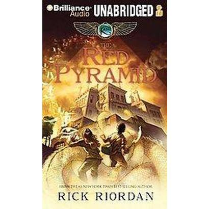 The Red Pyramid (Unabridged) (Compact Disc)
