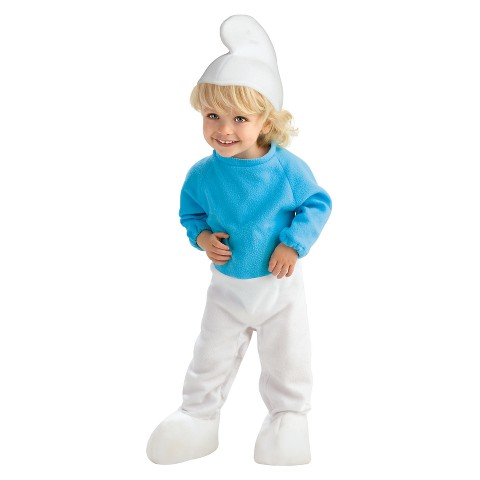 Infant/Toddler Smurf Romper Costume