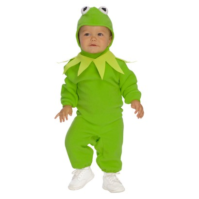 Infant/Toddler Kermit Costume