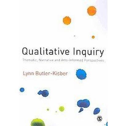 Qualitative Inquiry (Paperback)