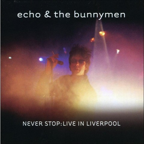 Never Stop: Live in Liverpool (Greatest Hits)
