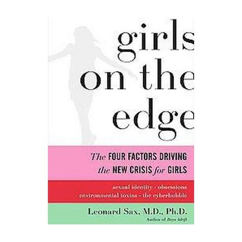 Girls on the Edge (Unabridged) (Compact Disc)