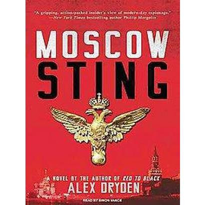 Moscow Sting, Library Edition (Unabridged) (Compact Disc)