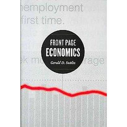 Front Page Economics (Hardcover)