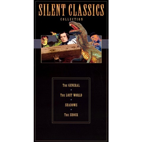 Silent Classics Collection [Limited Edition Wooden Box] [4 Discs]