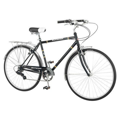 "Schwinn Mens 28""/700c Gateway  Hybrid Bike - Black"