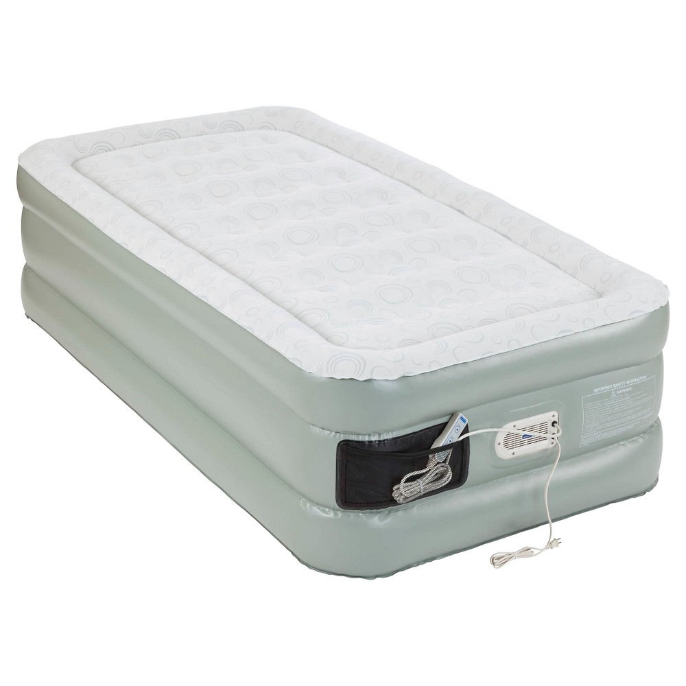 Upc 760433002193 Aerobed 174 Double High Airbed Twin Size