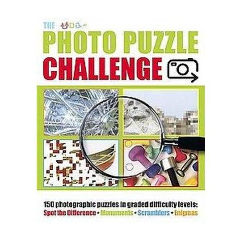 The Photo Puzzle Challenge (Paperback)