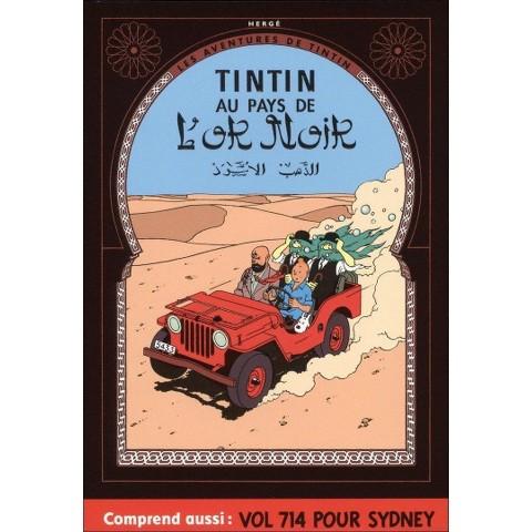 Les Aventures de Tintin: Au Pays de l'Or Noir/Pour Sydney