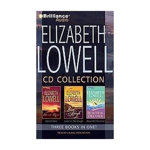 Elizabeth Lowell CD Collection (Abridged) (Compact Disc)