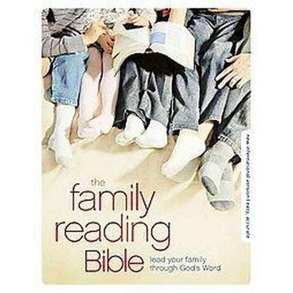 Niv Family Reading Bible (Hardcover)
