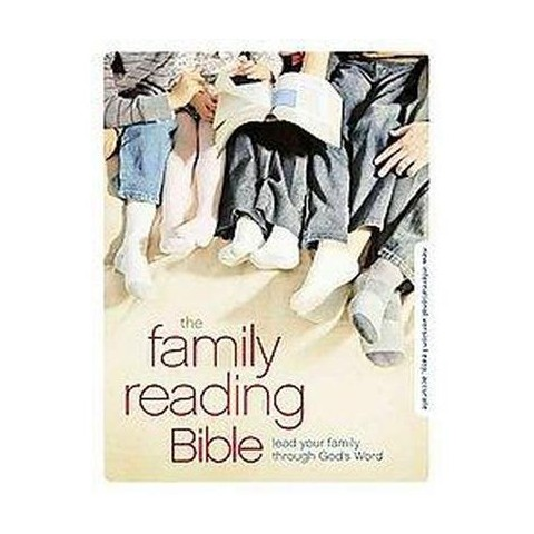 Niv Family Reading Bible (Hardcover)