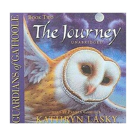 The Journey (Unabridged) (Compact Disc)