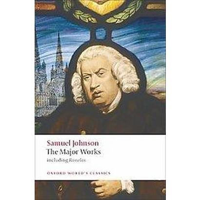 The Major Works (Reissue) (Paperback)