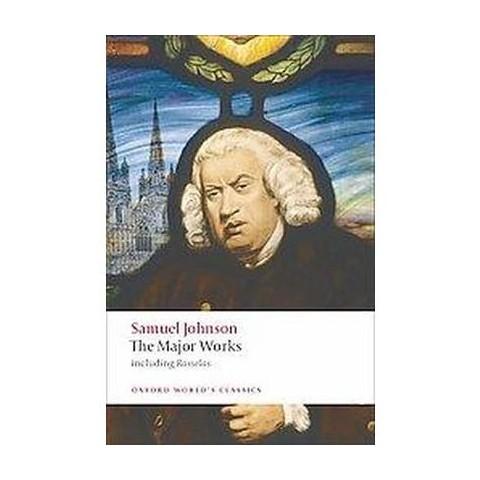 The Major Works (Reissue) (Paperback)