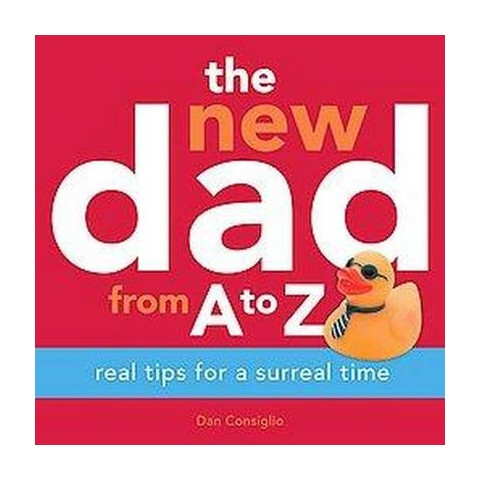 The New Dad from a to Z (Paperback)