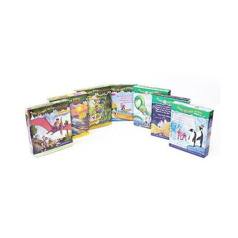 Magic Tree House Collection Books 1-40 (Compact Disc)