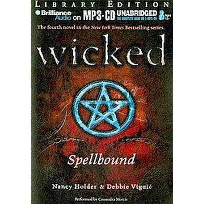 Spellbound (Unabridged) (Compact Disc)